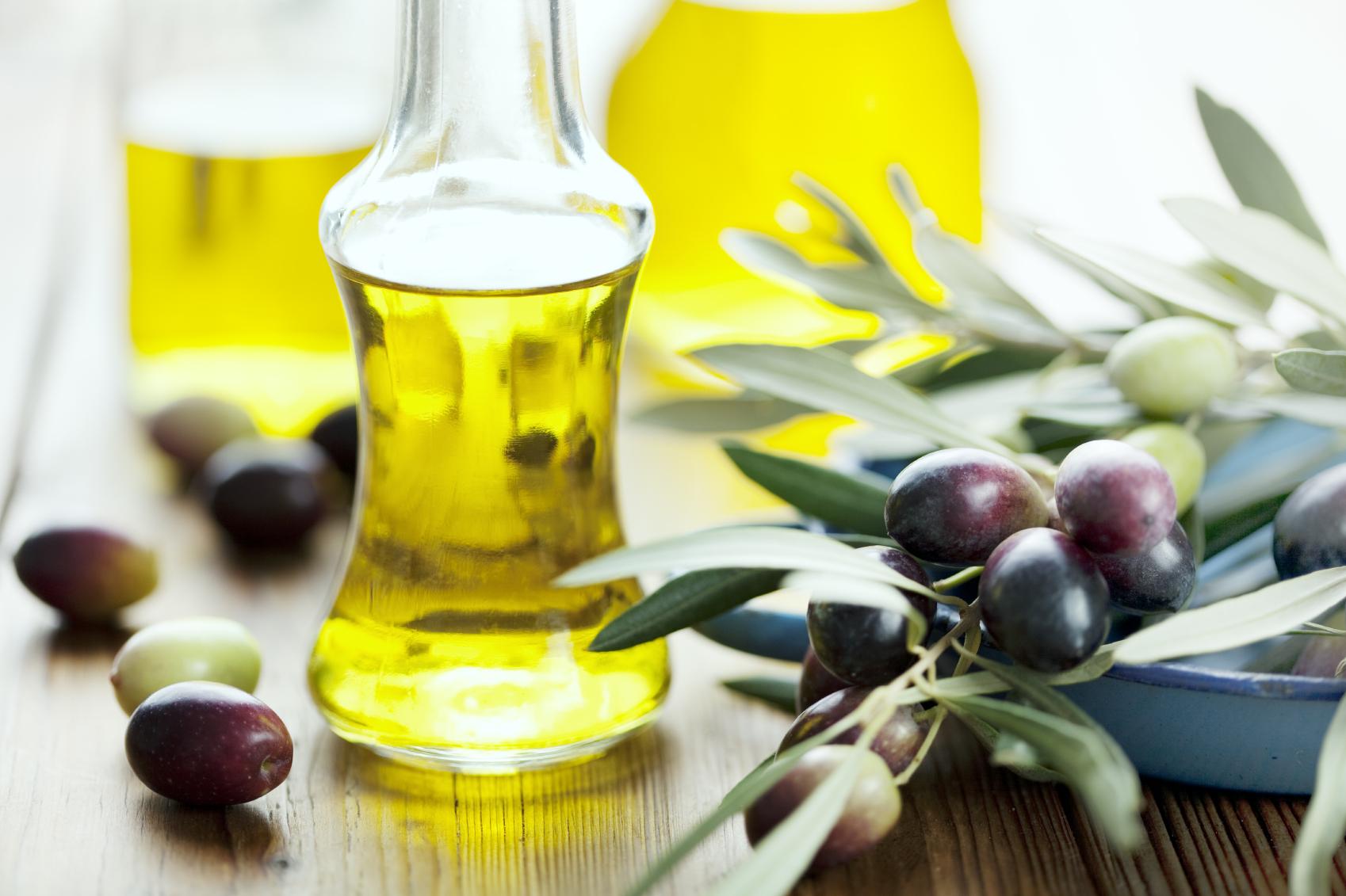 Taggiasca Olivenöl aus Ligurien